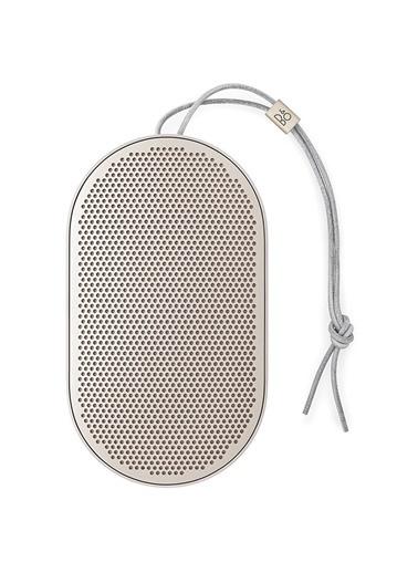 Bang Olufsen BeoPlay P2 Bej Taşınabilir Bluetooth Hoparlör Bej